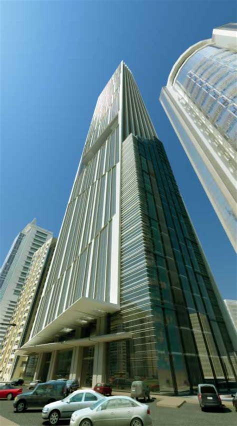 P 17 Tower Dubai  Uae Skyscraper Design Earchitect