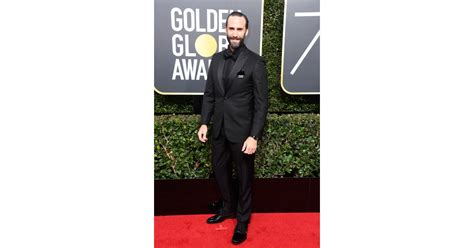 Joseph Fiennes | British Celebrities at the Golden Globes ...