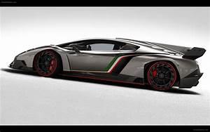 Lamborghini Veneno 2013 Widescreen Exotic Car Picture #01 ...