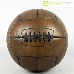 Pallone da calcio Vintage in cuoio