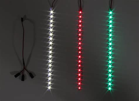 led light package for rc boats