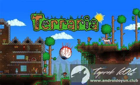 Modified Terraria Apk by Terraria V1 2 12715 Mod Apk Mega Hileli