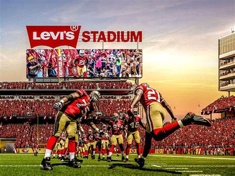 New 49ers Stadium Will Be 'field Of Jeans'