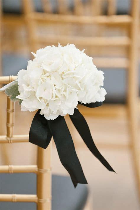 classic wedding black white wedding aisle decor ideas 893597 weddbook