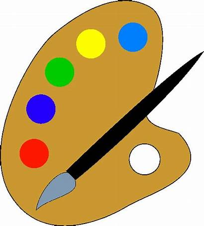 Clip Clipart Painting Artist