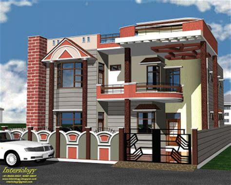 front elevations of residential buildings in india