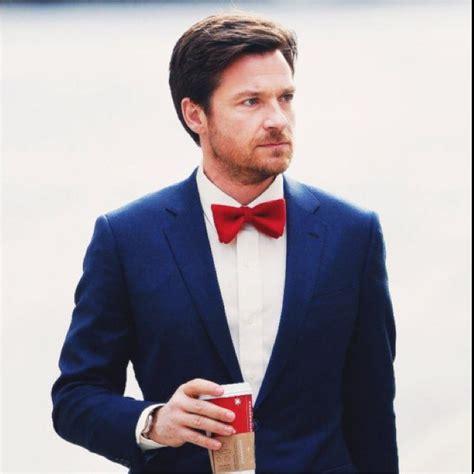 blauer anzug rote fliege fliege herren hochzeit konfirmation anzug schleife schlips verstellbar 3dtrends rot