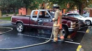 Car fire on Cannan Street sends dark smoke into air | KRNV