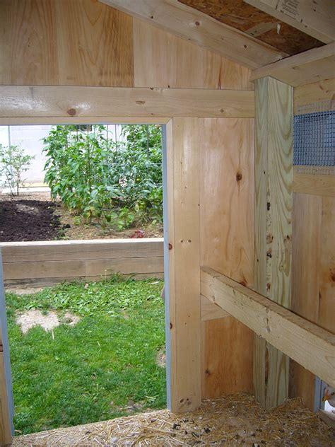 chicken coop plans coop construction details