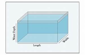 Calcul Volume Litre : fish tank volume calculator amazing amazon ~ Melissatoandfro.com Idées de Décoration