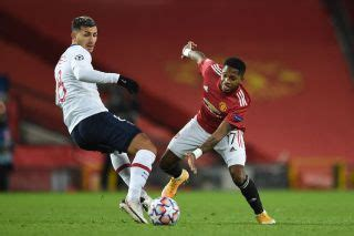Man United player ratings vs PSG: A tale of two Brazilians ...
