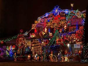 Cómo colocar las luces de Navidad
