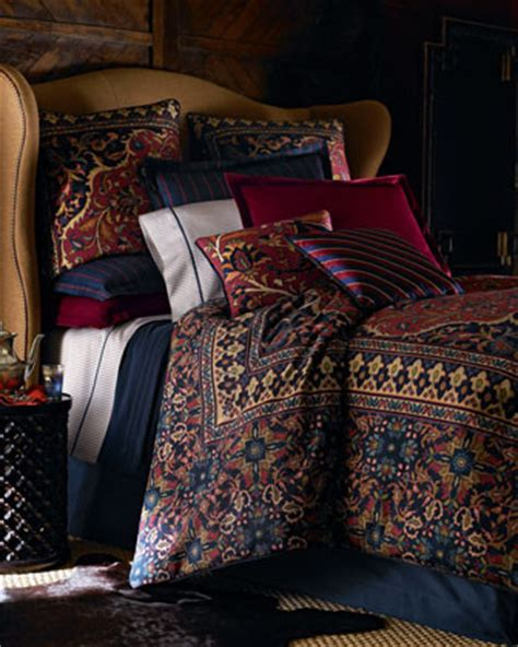 discontinued ralph paisley bedding by ralph traditional bedding by neiman
