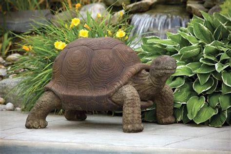 turtle statue for garden tortoise cement turtle outdoor garden statue