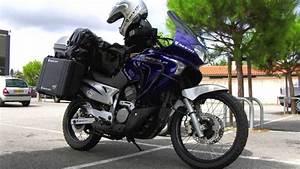 My Honda Transalp Xl650v