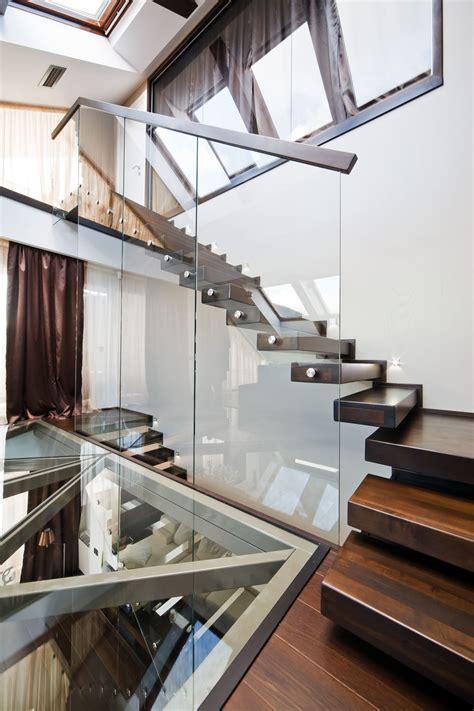 transparent loft interior design  romania idesignarch