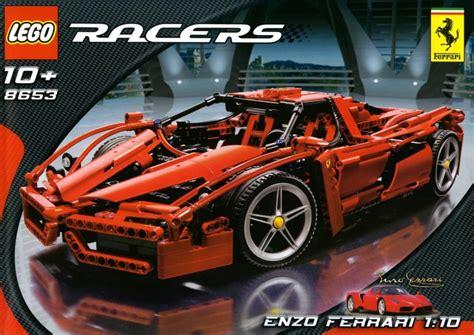 86531 Enzo Ferrari 110  Brickset Lego Set Guide And