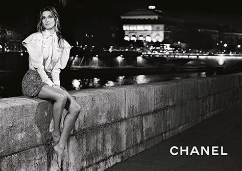 chanel spring summer  ad campaign bragmybag