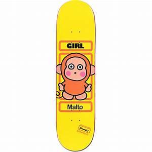 Hello Kitty Decke : girl x sanrio sean malto hello kitty skateboard deck at zumiez pdp ~ Sanjose-hotels-ca.com Haus und Dekorationen