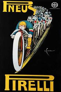 24, Beautifully, Illustrated, Vintage, Print, Ads, By, Pirelli