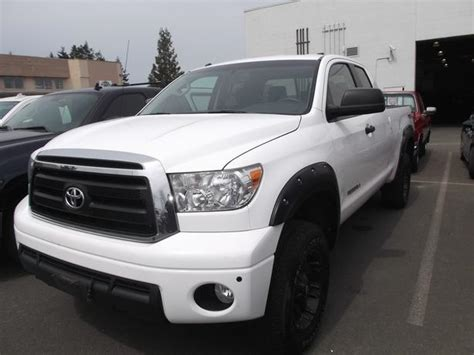 Toyota Tundra Crewmax 4x4 For Sale by 2010 Toyota Tundra Sr5 Trd 4x4 Crewmax For Sale Outside