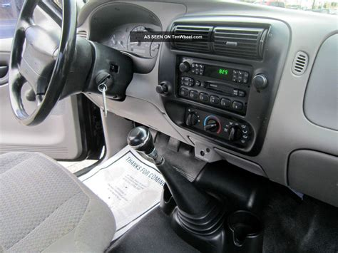 ford ranger step side pickup truck   speed
