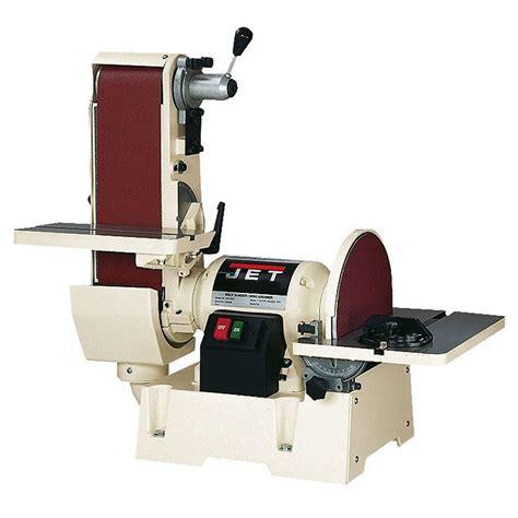 jet    belt   disc sander combo machine jsg