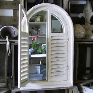 Spiegel Sichtschutzfolie Fenster : spiegel fenster mit lamellent ren n beekmann s interieur ~ Articles-book.com Haus und Dekorationen