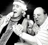 Image result for Ted Heath With Savile