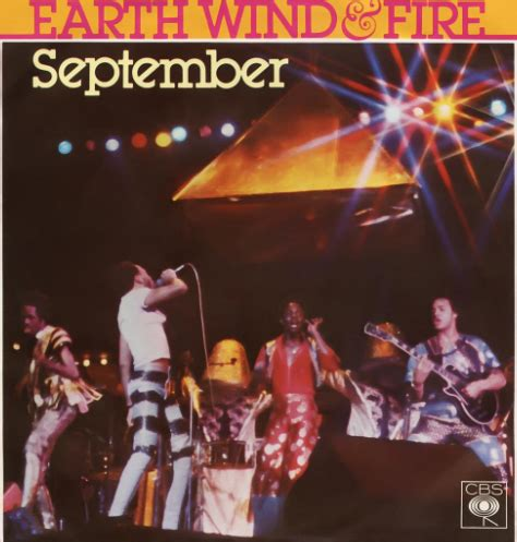 """""""September"""" by Earth, Wind & Fire - Song Meanings and Facts"""