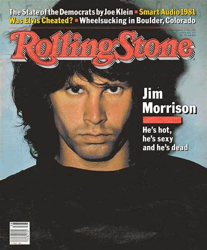 Rolling Stone Covers Shock Story Decades