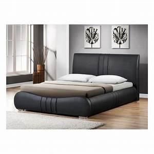 Lit King Size 180x200 : lit 180 200 topiwall ~ Preciouscoupons.com Idées de Décoration