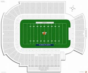 Florida Stadium Seating Chart Fau Stadium Florida Atlantic Seating Guide