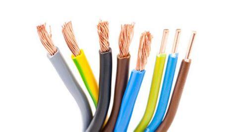 farbe n leiter stromkabel die farben einer elektroinstallation diybook de