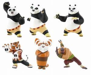 Kung Fu Figuren : official bullyland comansi kung fu panda figures figurines toy cake toppers ebay ~ Sanjose-hotels-ca.com Haus und Dekorationen