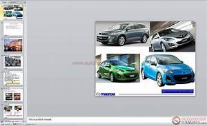 Mazda Cx5 Service Training