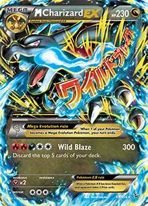 M-Charizard-EX-69106-Pokemon-XY-Flashfire-MEGA-ULTRA-RARE ...