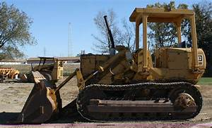 1973 Caterpillar 951c Track Loader