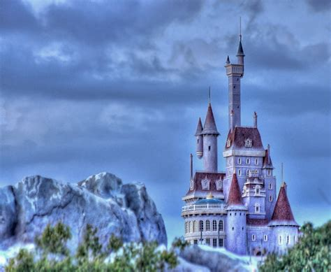 Beast's Castle In Fantasyland