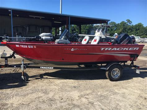 Bass Tracker Boats Used by Bass Tracker 16 Boats For Sale