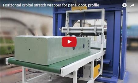 automatic door orbital stretch wrapper  turkey fhopepack