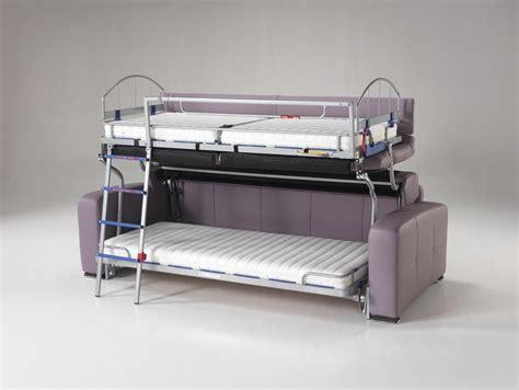 canapé lit superposé lit superpose avec canape 28 images mezzaclic lit
