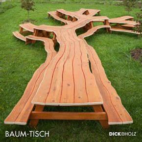 Baum tisch dickbauer ihr massivholzprofi for Baum tisch