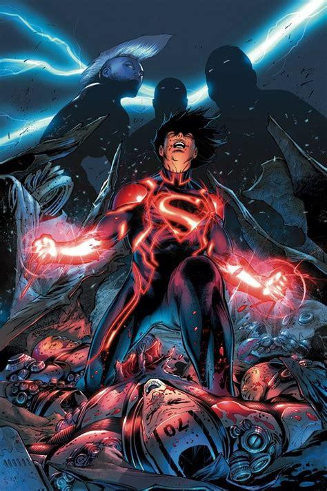 17 Best Images About Superboy Kon El Conner Kent On