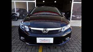 Honda Civic Lxr 2 0 16v Autom U00e1tico  Flex  - 2014