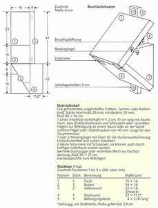 Nistkasten Rotkehlchen Bauanleitung : naturfreunde weisenbach naturschutz ~ A.2002-acura-tl-radio.info Haus und Dekorationen