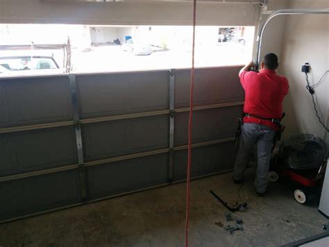 fix garage door broken repair services garage door repair rafael