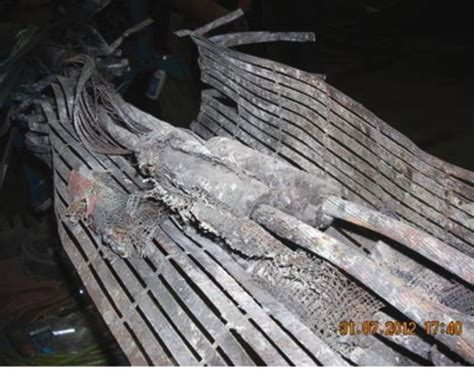Case Study Fire In An Underground 33 Kv Xlpe Cable Splice