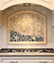 kitchen backsplash tile murals coastal kitchen backsplash ideas with tiles from