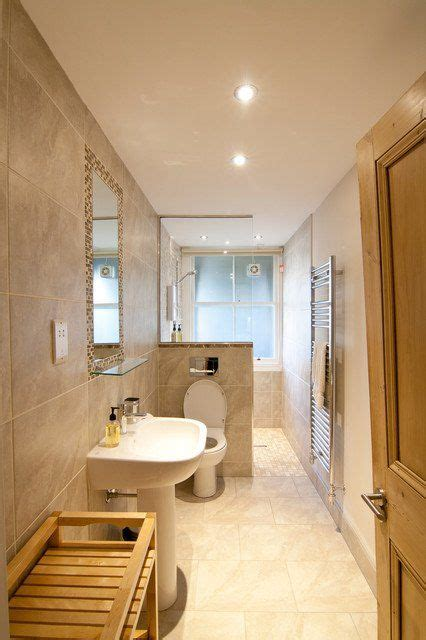 Modern Narrow Bathroom by 19 Narrow Bathroom Designs That Everyone Need To See For